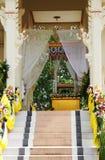Enterrement pour le matriarch de Phuket Images stock