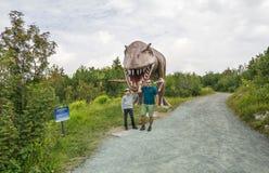 Triassic Park on Steinplatte, Austria Stock Photography