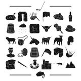 Entertainment, animal, textile and other web icon in black style.dinosaur, antiquity, sport, icons in set collection. Entertainment, animal, textile and other Stock Photos