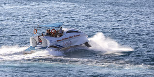 Entertainment Boat Stock Photography