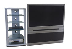 Entertainment Center Stock Photography