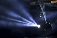 Entertainment concert lighting Royalty Free Stock Photography