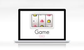 Entertainment Enjoyment Game Fun Concept Stock Photos
