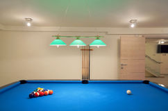 Entertainment room Stock Photography