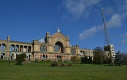 Entertainment venue Alexandra Palace Stock Image