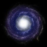Entferntes galagy lizenzfreie abbildung