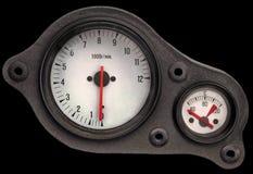 Entfernungsmesser Stockfoto
