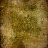 Entfremdeter benutzter Papierhintergrund vektor abbildung