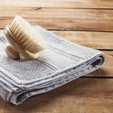 Enthäuten Sie Reinheit und die Reinigung an der Sauna oder am hammam Stockbild