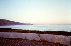 ENTLANG DER MITTELMEERküste IN DER SÜDLICHEN REGION VON SPANIEN Lizenzfreie Stockfotografie