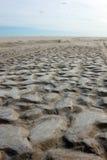 Entlastung gebildet durch Sand Lizenzfreie Stockfotos