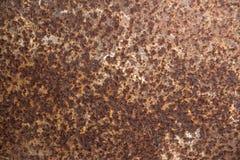 Entlastungs-Wandoberfläche des Orrosions-Beschaffenheitsoxidationsblattes raue, Stockfoto