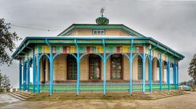 Entoto Maryam Church Stock Photo