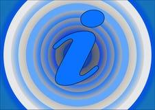 entoure concentrique illustration stock