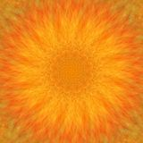 Entourez le fond synthétique kaléïdoscopique d'art, la géométrie complexe Photos stock