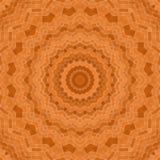 Entourez le fond synthétique kaléïdoscopique d'art, la géométrie complexe Photographie stock libre de droits