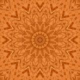 Entourez le fond synthétique kaléïdoscopique d'art, la géométrie complexe Images stock