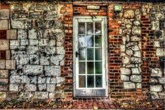 Entrée à la maison Photo stock