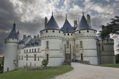 Entrée à un château Photo libre de droits