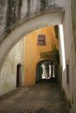 Entrée au palais Image stock