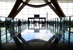 Entrée d'aéroport de Kunming Changshui Photographie stock libre de droits