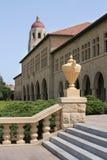 Entrée d'Université de Stanford Photographie stock libre de droits