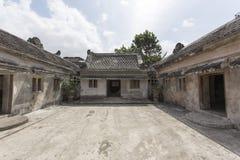 Entrée de bain de Plataran Tamansari dans Kraton Images libres de droits