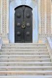 Entrée de cathédrale Photographie stock libre de droits