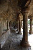 Entrée de caverne Photo libre de droits