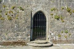 Entrée de château Images libres de droits