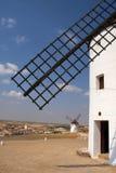 Entrée de moulin à vent Images libres de droits