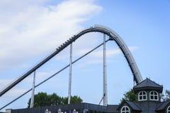 Entrée de parc d'Europa dans la rouille, Allemagne Photo stock