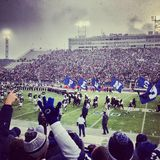 Entrée de Penn State image libre de droits