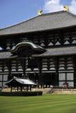 Entrée de temple de Todai images libres de droits