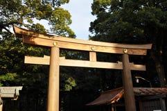Entrée de tombeau de Yoyogi Photo stock