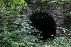 Entrée de tunnel Photographie stock