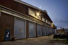 Entrée de Wearhouse Images libres de droits