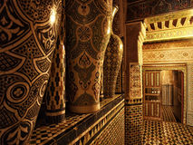 Entrée marocaine traditionnelle Images stock