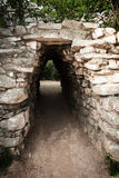 Entrée maya antique Image libre de droits