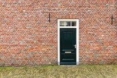 Entrée principale néerlandaise Images stock