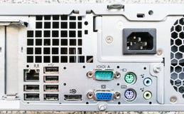 Entrées d'ordinateur personnel images libres de droits