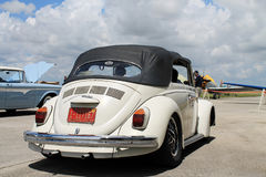 Entraînement classique de scarabée Image libre de droits