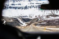Entraînement de l'Islande images stock