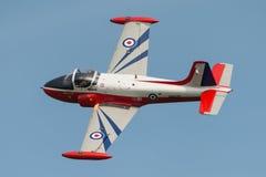 Entraîneur de Jet Provost T3A Image stock