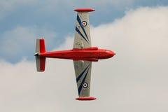 Entraîneur de Jet Provost T3A Photographie stock
