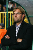 Entraîneur Jurgen de FC Dortmund Borussia Images libres de droits