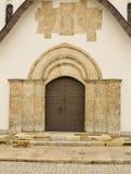 Entrada à igreja ortodoxa Fotos de Stock