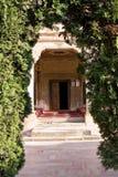 Entrada à mesquita Fotografia de Stock