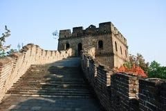 A entrada à torre Fotos de Stock Royalty Free