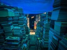 Entrada al conocimiento Foto de archivo libre de regalías